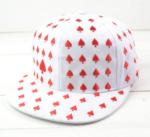 Unisex Poker šiltovka SPADE/HEART